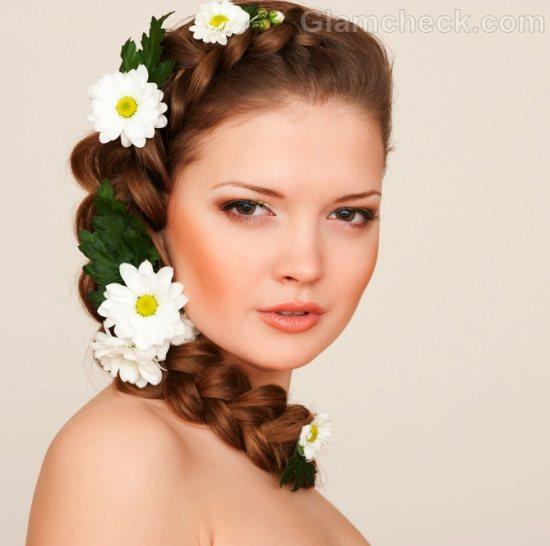 Flower hairstyles-7