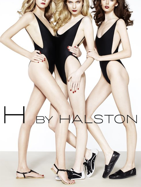 H by Halston sS 2011 Campaign