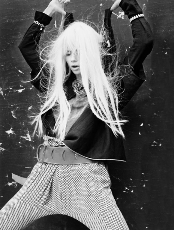 Irina Denisova Kinki Magazine