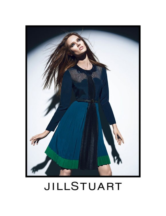 Jac Jagaciak Jill Stuart Fall 2011 Campaign