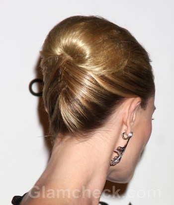 Kate Bosworth Hairstyle updo