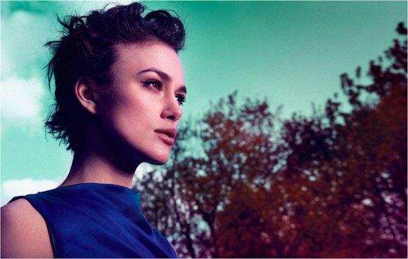 Keira Knightley Flaunt Summer 2011