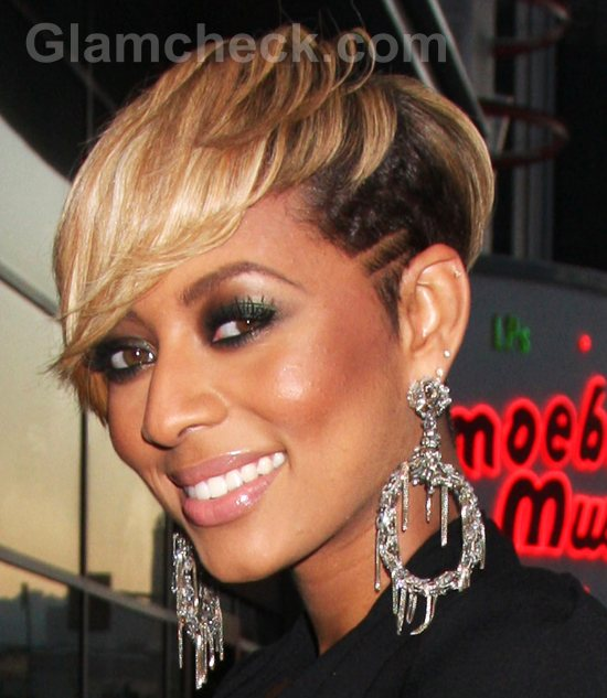 keri hilson short hairstyles on We See Some Of Keri Hilson Hairstyles That Have Been The Most Popular