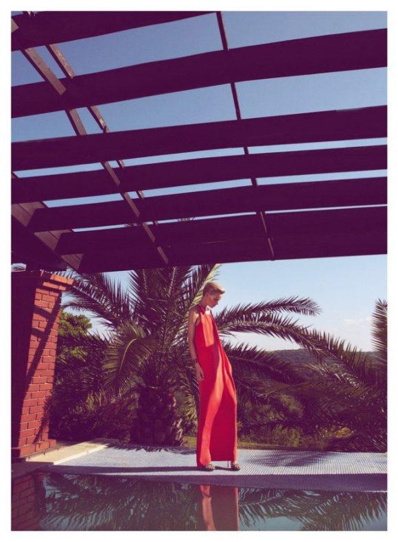 Kerri Lee Miller Harpers Bazaar Turkey July 2011