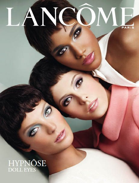 Lancome Hypnose Doll Eyes Campaign