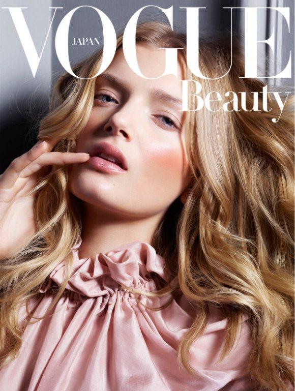 Lily Donaldson Vogue Japan August 2011