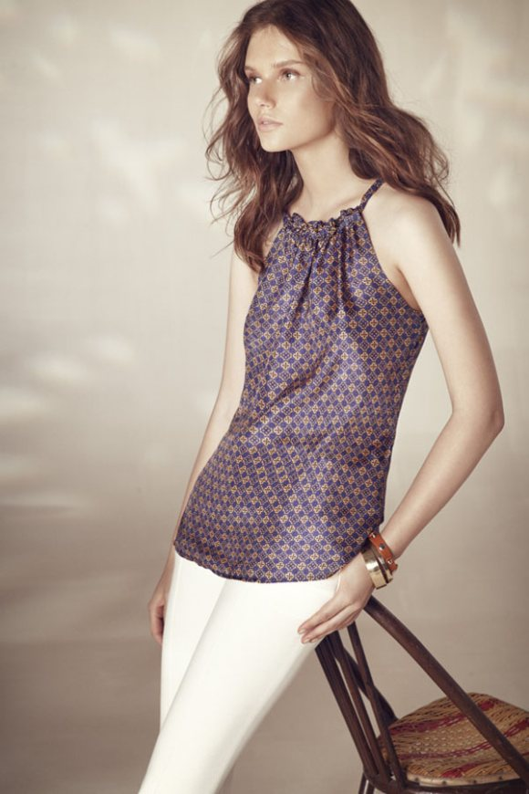 Massimo Dutti June 2011 Lookbook
