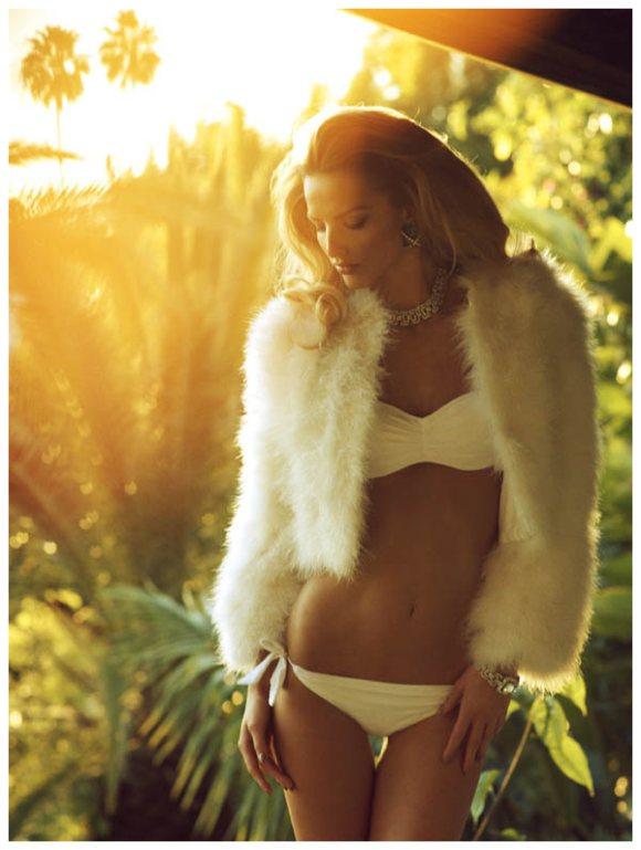 Michaela Kocianova Vogue Italia June 2011