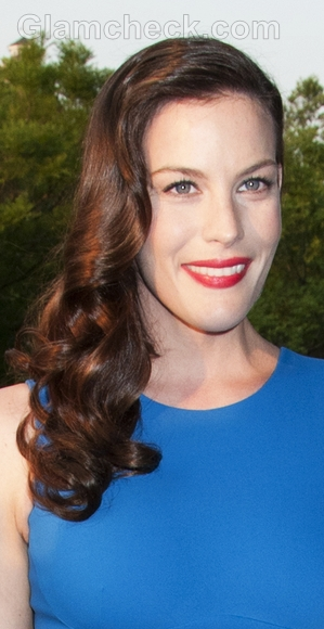 Vintage-hairstyle-Liv-Tyler
