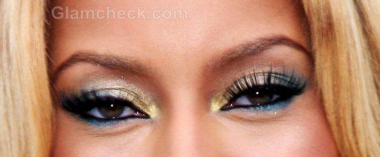 eye makeup-Keri Hilson