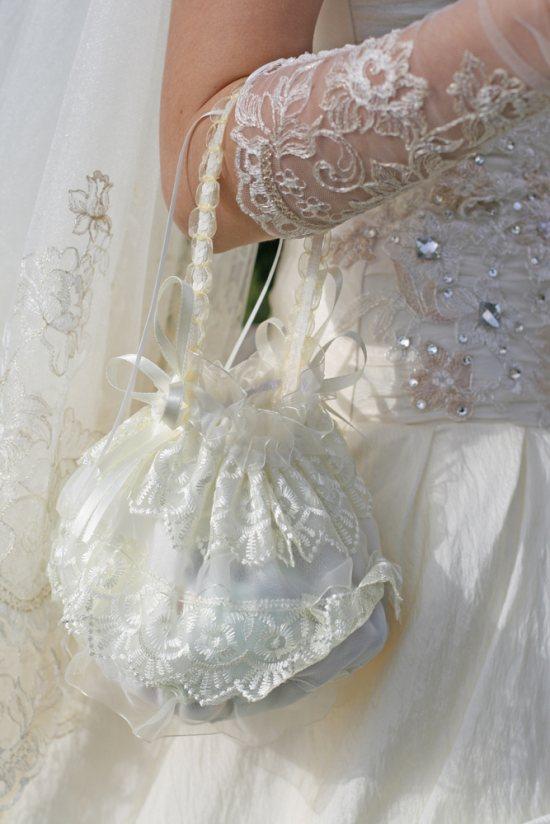 wedding accessories purse