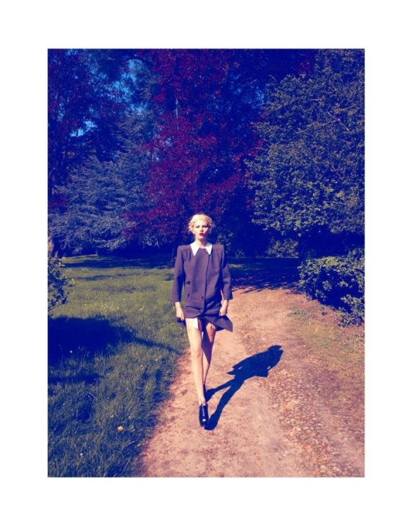 Aline Weber Vogue Japan August 2011