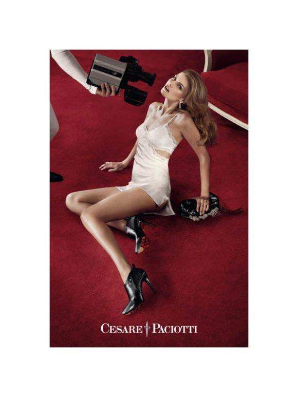 Cesare Paciotti Fall 2011 Campaign
