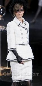 Chanel Haute Couture F-w- 2011