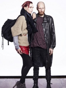 Cheap Monday Fall 2011 Lookbook