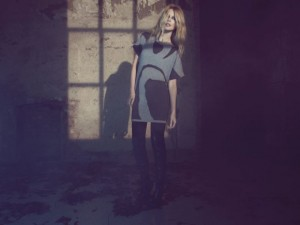 Claudia Schiffer Cashmere A/W 2011 Collection