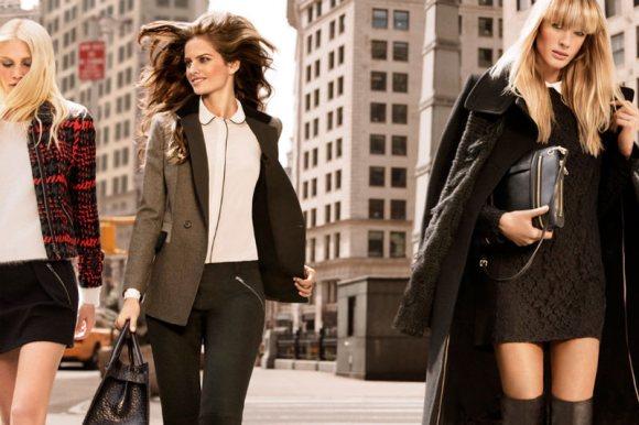 DKNY Fall 2011 Campaign