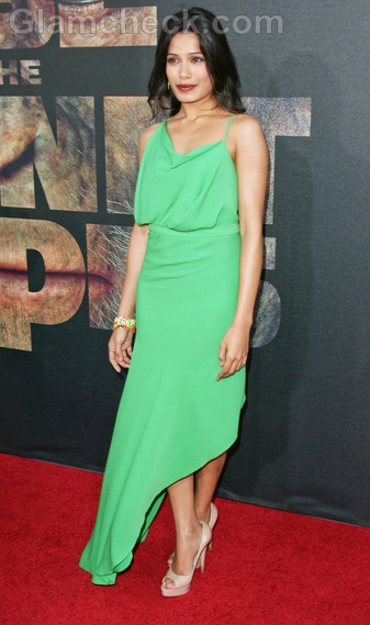 Frieda-Pinto-Planet-of-Apes-Premiere