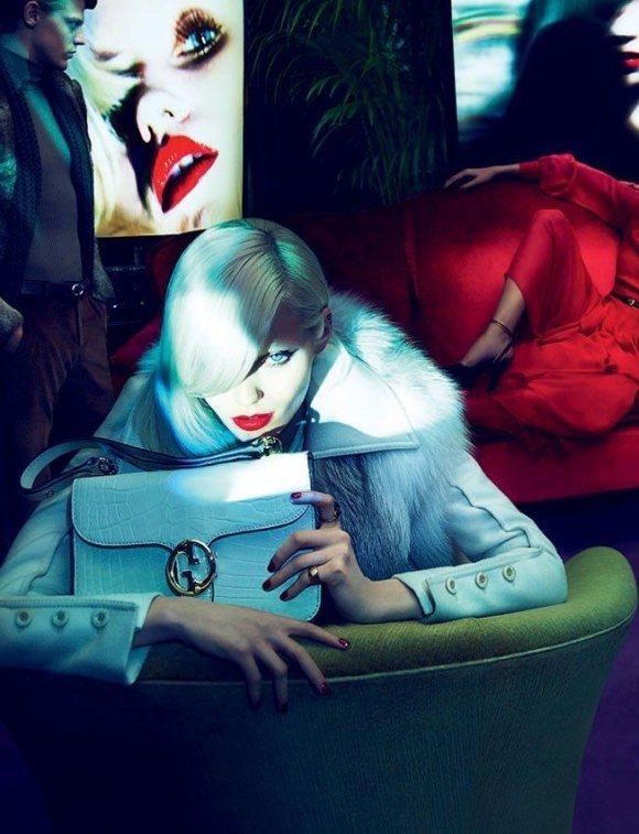 Gucci Fall 2011 Campaign