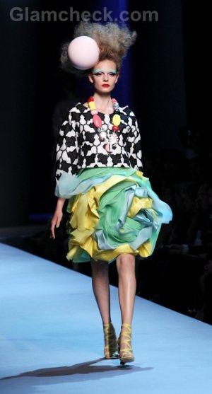 Haute Couture Fall-Winter 11-12 - Christian Dior