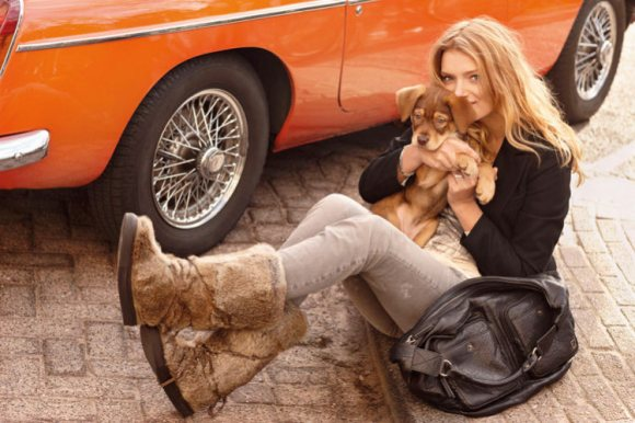 Hugo Boss Orange Fall 2011 Campaign