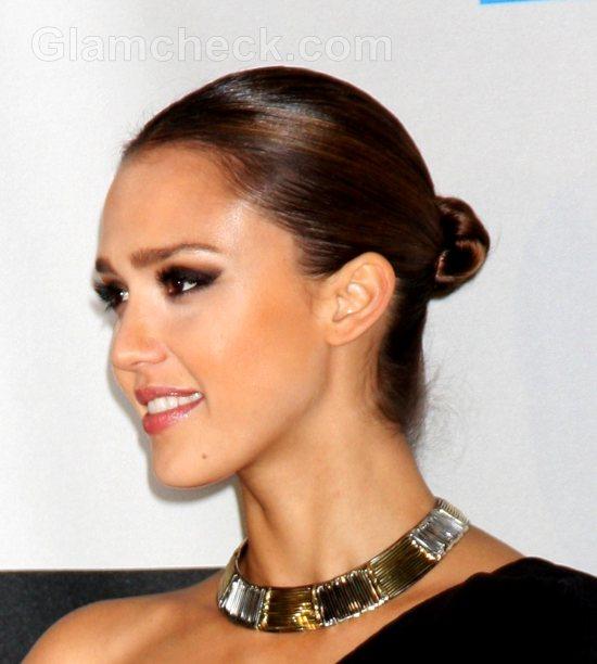 Jessica Alba Hairstyles-6