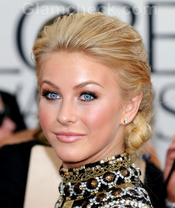Julianne Hough nude makeup-3