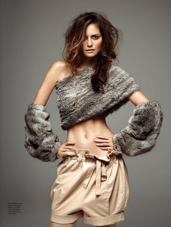 Pania Rose KAREN Magazine
