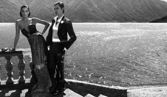 Salvatore Ferragamo Fall 2011 Campaign