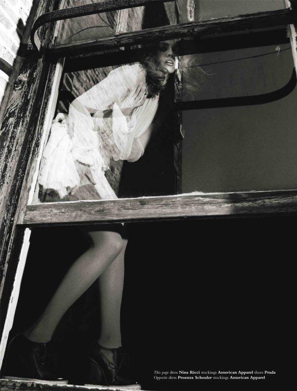 Samantha Gradoville Exit S S 2011