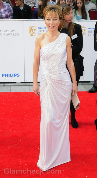 Sian-Williams-white-gown