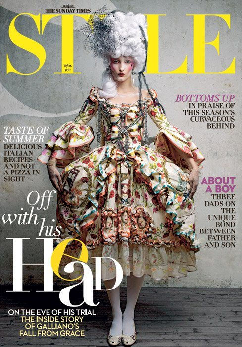 The Sunday Times Style July 2011