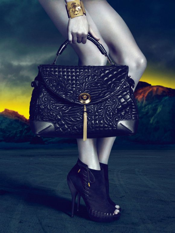 Versace Fall 2011 Campaign