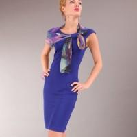 accesorizing sheath dress