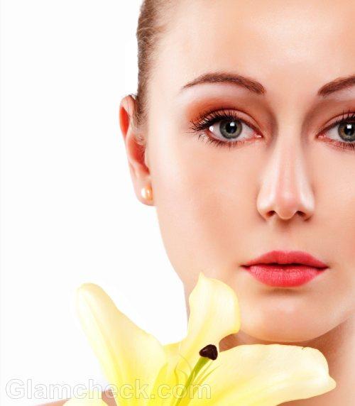 airbrush makeup look