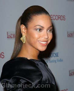 Beyonce Hairstyles: Updos and Ponytails