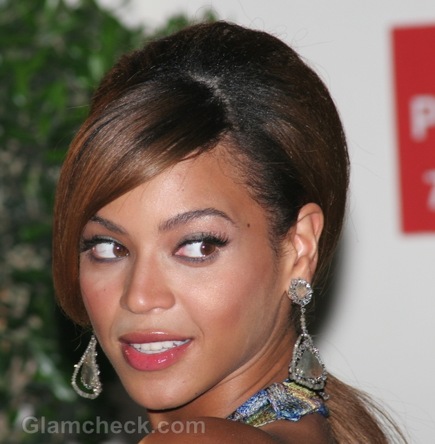 Original Keeping Up With Fall Trends  Ponytails  7BeautyTips