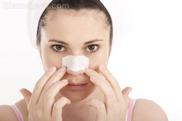 Blackheads strips