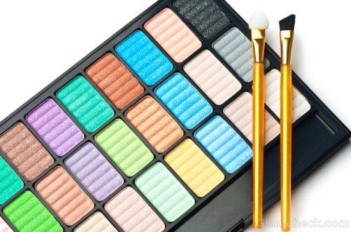 Eyeshadow makeup products