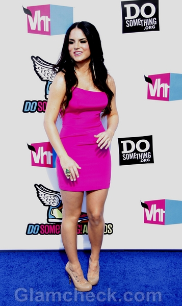 Celebrity Pink Dress Trend At Quot 2011 Vh1 Do Something Quot Awards