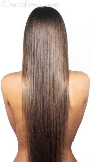 Keratin treatment for hair after