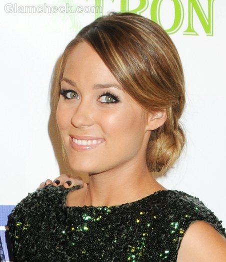 Lauren Conrad Hairstyle Chignon-1