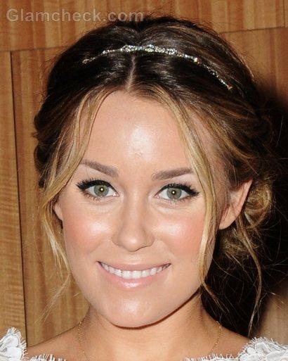 Lauren Conrad Hairstyle Chignon-2