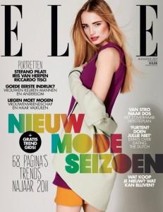 Maud Welzen for Elle Netherlands August 2011