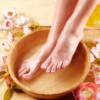 Monsoon feet care