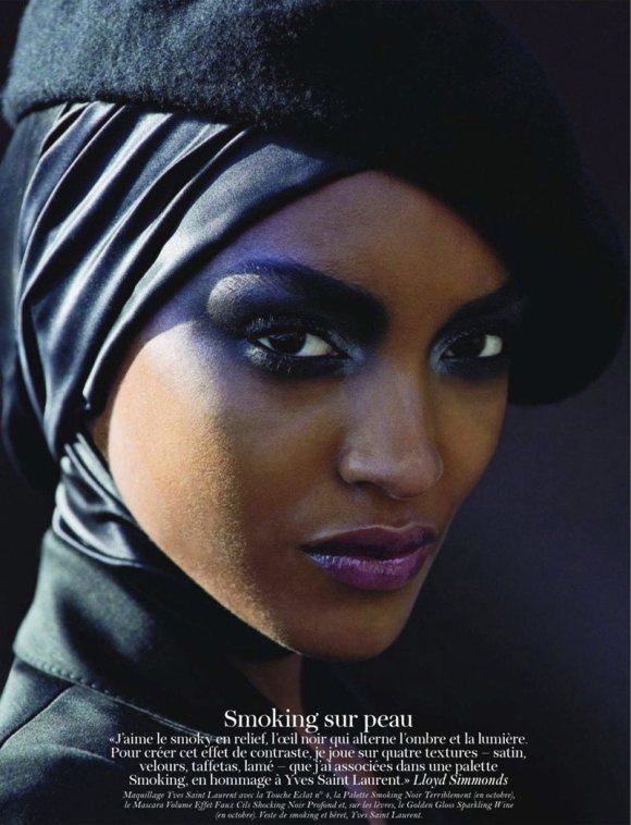 Vogue Paris August 2011