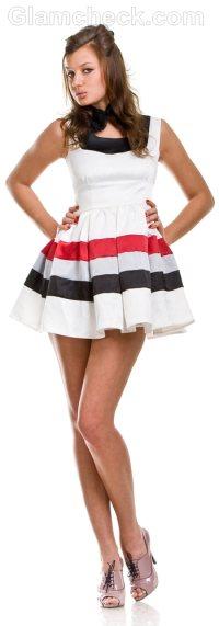 beautiful mini dress