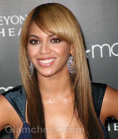 beyonce-straight-hairstyles-bangs
