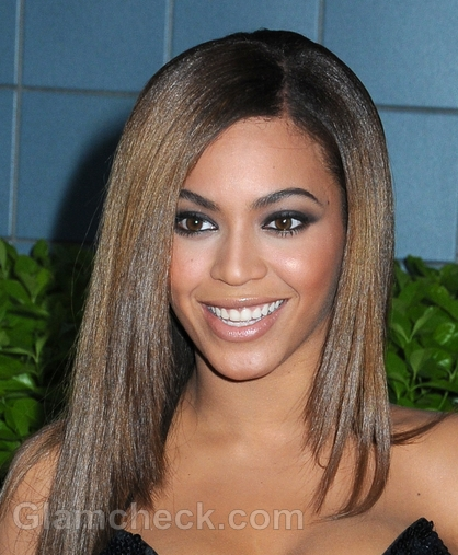 beyonce-straight-hairstyles