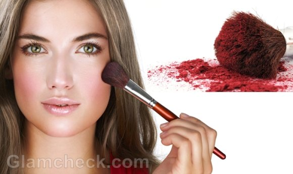 blusher makeup products